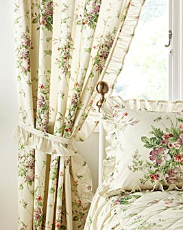 Vantona Madeleine Cream Curtains