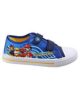 Boys Paw Patrol Touch Fastening Trainer