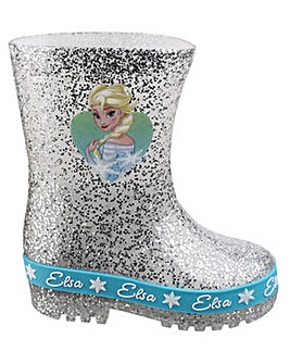 Girls Disney Frozen Pull On Waterproof