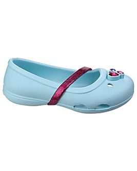 Crocs Lina Girls Flats