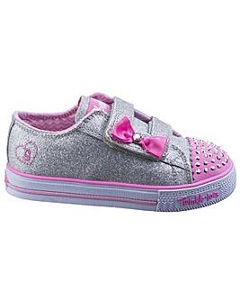 Skechers Twinkle Toes: Shuffles - Sweet