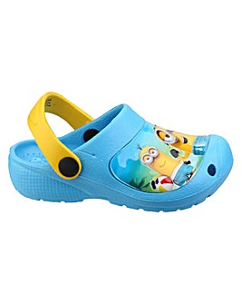Minion Slip-On Clog