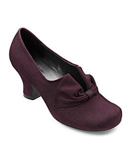 Hotter Donna High Cut Heel