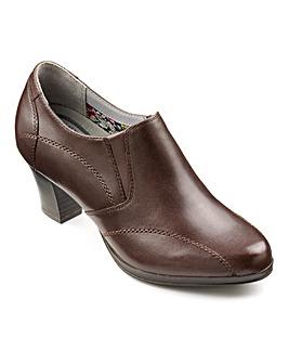 Hotter Annette Dual Fit High Cut Heels