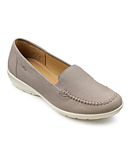 Hotter Jazz Leather Loafer