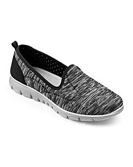 Hotter Cloud Slip On Shoe