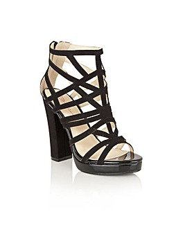 Dolcis Petra heeled sandals