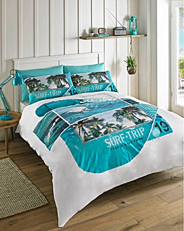 #Off Shore Patrol Duvet Cover Set