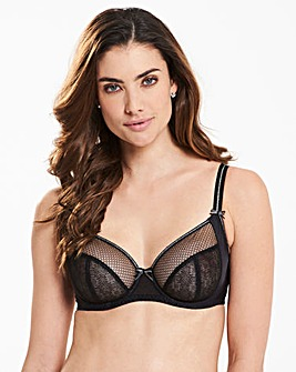 Freya Hero Full Cup Wired Black Bra