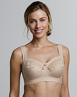 Miss Mary Comfort Cotton Non Wired Bra