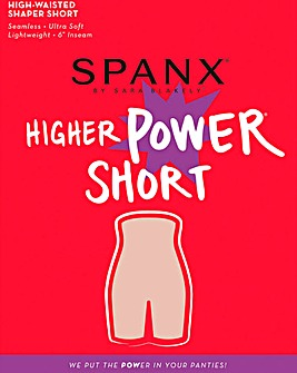 Spanx High Power Shorts