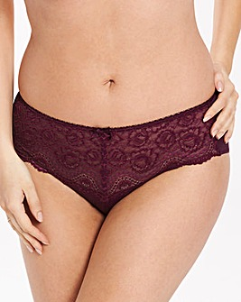 Playtex Flower Lace Briefs