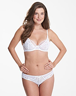 Freya Soiree Lace Hi Apex Wired Bra