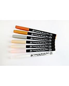 Sakura Koi Marker Pens Skintones