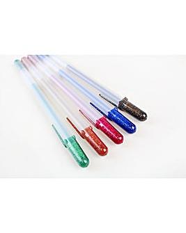 Sakura Metallic Pens - Dark