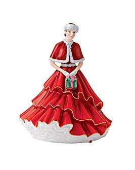 Royal Doulton A Gift For Christmas