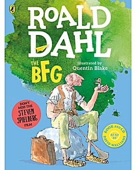 Roald Dahl The BFG Colour Edition and Cd