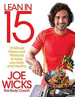 Joe Wicks 15 minute meals and workouts