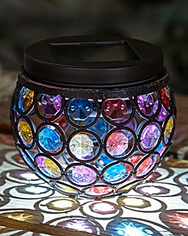 Smart Garden Multi Glow Gem Jar
