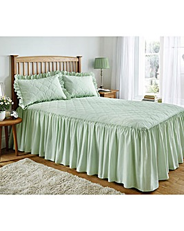 Summerhill Quilted Bedspread Set