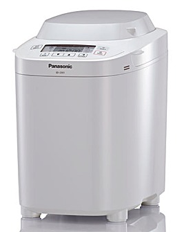 Panasonic SD2501WXC White Breadmaker