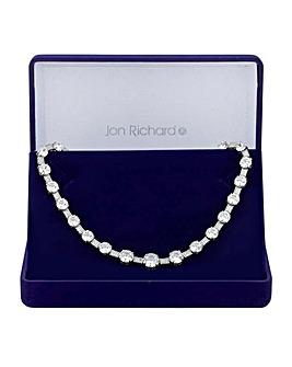 Jon Richard Cubic Zirconia Necklace