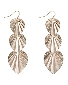 Mood Leaf Drop Earring
