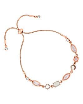 Jon Richard Opalesque Toggle Bracelet