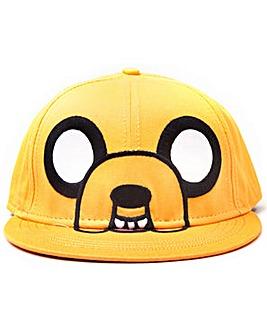 Adventure Time Jake Cotton Cap, Orange
