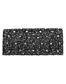 Jewelled Sequined Bag