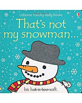 Thats Not My Snowman
