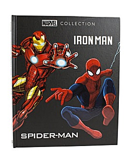 Marvel Spider Man and Iron Man