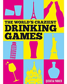 THE WOLDS CRAZIEST DRINKING GAMES