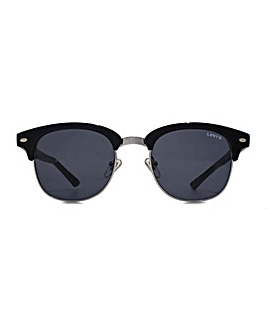 Levis Retro Clubmaster Style Sunglasses