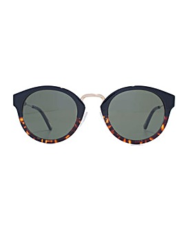 Levis Metal Bridge Round Suglasses