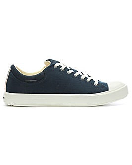 Jack & Jones Selvedge Lace Up Trainers
