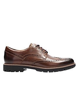 Clarks Batcombe Wing H Fitting