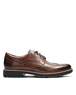 Clarks Batcombe Wing G Fitting