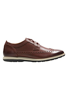 Clarks Glaston Wing G Fitting