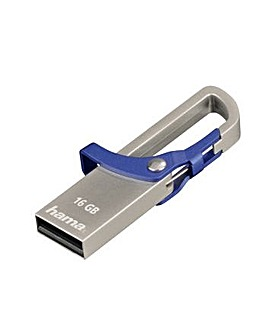Hama Hook-Style FlashPen USB 2.0/16GB