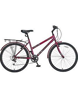 Challenge 26 Inch Hybrid Bike - Ladies