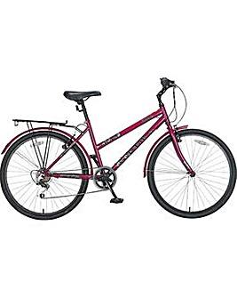 Challenge 26 Inch Hybrid Bike - Ladies
