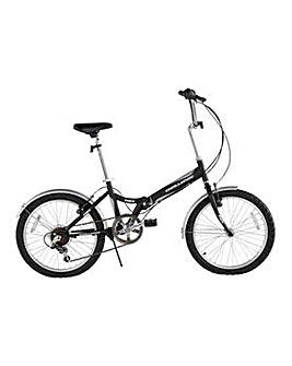 Challenge 20 Inch Commuter Bike - Unisex