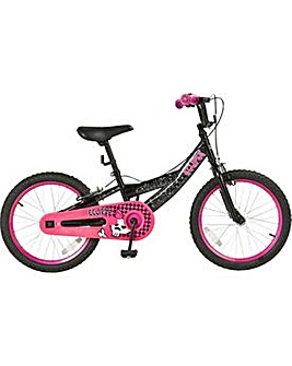 Eclipse 18 Inch Bike - Girl