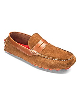 Joe Browns Suede Driving Loafer