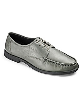 Leather Lace Up Shoes Standard Fit