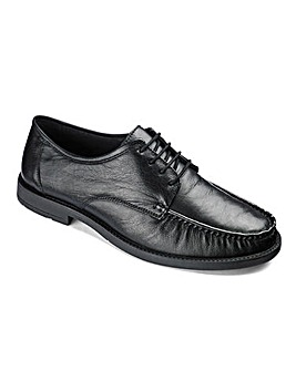 Trustyle Lace Up Shoe Wide Fit