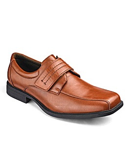 Touch & Close Formal Shoes Standard Fit