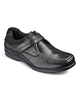 Air Motion Slip On Shoe Wide Fit