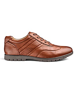 Flex Lace Up Shoe Wide Fit